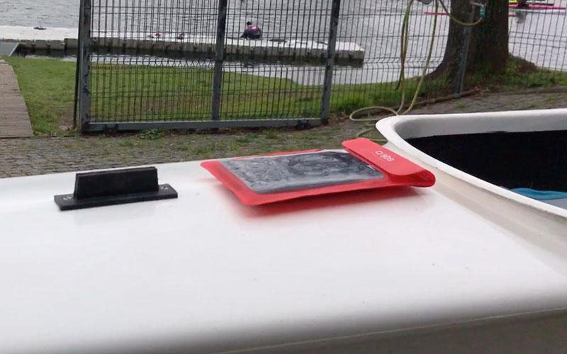 Waterproof Phone Sleeve for Canoeing
